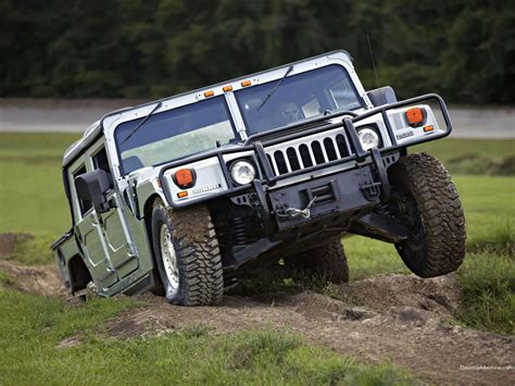 Hummer H1 ~ Cars News Review