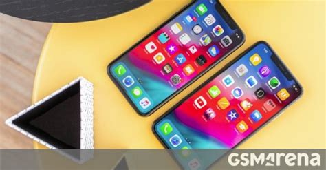best buy ranking data shows steady decline in iphone xs and xs max sales gsmarena news