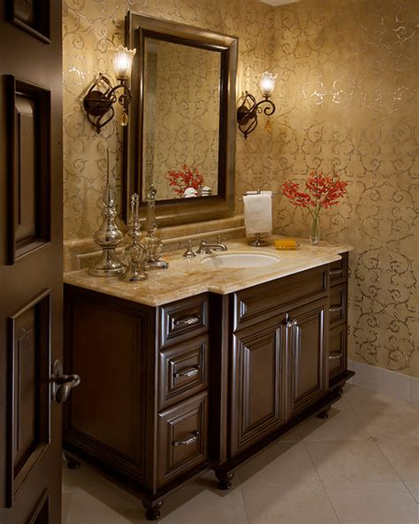 houzz small bathrooms powder room traditional with crown eagle luxury powder