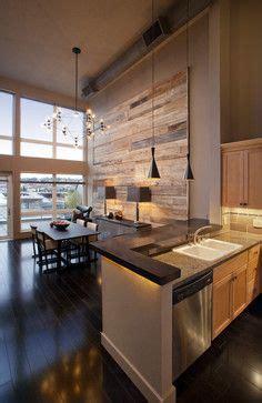 salle de bain parement 623 classic cool downtown loft contemporary dining room