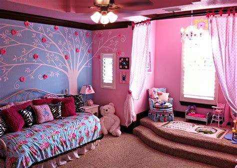 blue and pink bedrooms a perfectly pink blue room project nursery