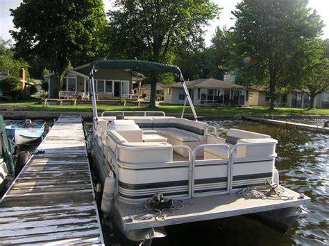 newton lake boat rental pontoon boat rentals gun lake michigan jobs
