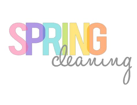 cleaning spring spring cleaning it s not just for your house life lattes