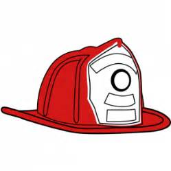 Firefighter Helmet Outline by Hat Clipart Best