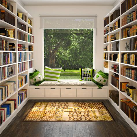 bookcase with reading nook reading nook stuff to buy pinterest home libraries