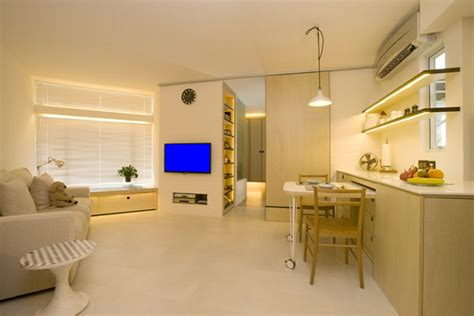 small apartment miracle 39 square meter ingenious designed space ingenious design solutions in a cozy 39 square meter