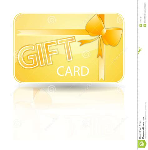 Gift Card Images Stock - gift card stock images image 11891484
