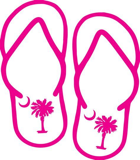 flip flops clip flip flops on the clipart clipart suggest