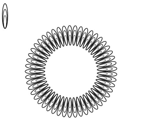 circular pattern ai 30 illustrator pattern brushes for making flowers and