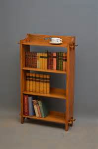 arts and crafts bookshelves arts and crafts open bookcase antiques atlas
