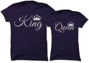 T Shirts For Couples King And Tees Tees
