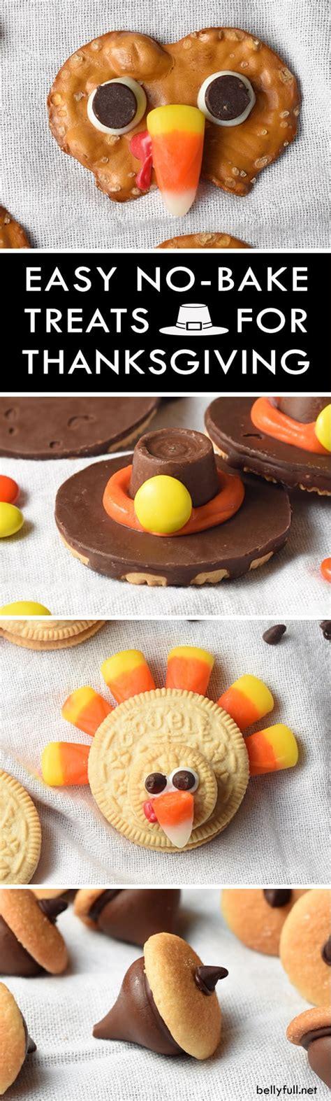 easy to bake new year goodies no bake turkey cookies
