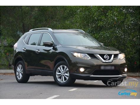 nissan suv back nissan x trail 2017 2 0 in sarawak automatic suv black for