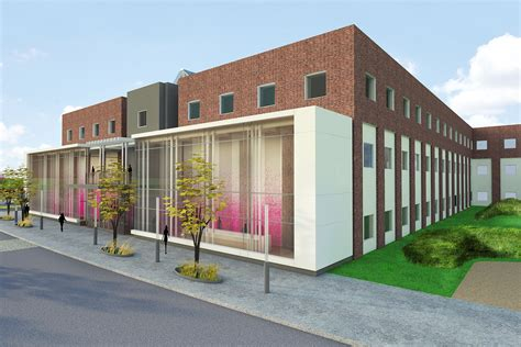 Comfort Health Center by Mercy Comfort Health Center For Invision Planning