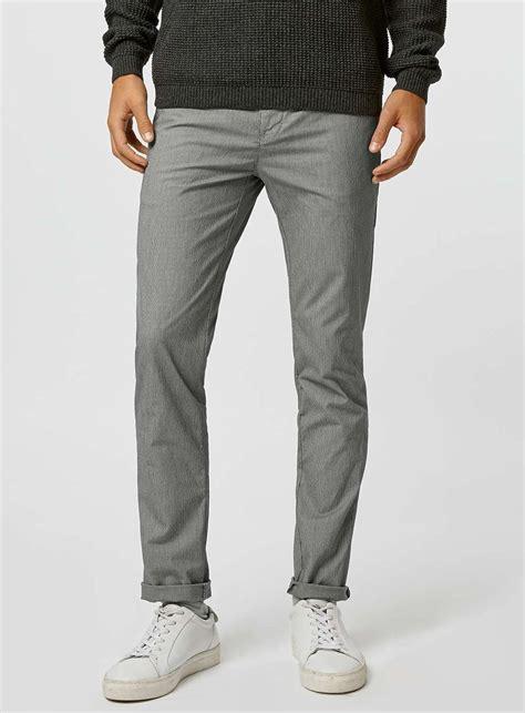 light grey jeans mens light grey textured skinny chinos pinterest chinos