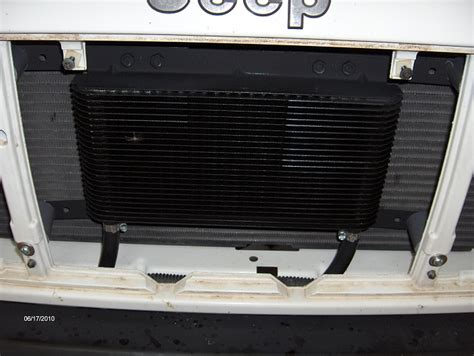 Trans Mounting Grand Max input output cooler lines jeep forum