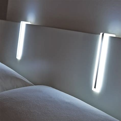 Bed With Lights In Headboard by Must Try To Find These Quot Headboard Lights Quot By H 228 Fele