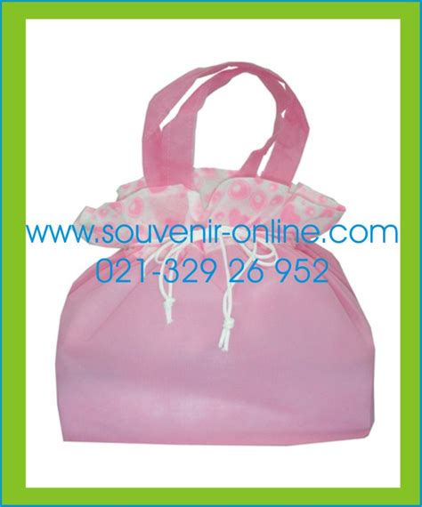 Sandal Jepit Spon Pompom Pink Muda tas spunbond kotak serut