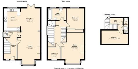 floor plans for estate agents apartments floor plan 4 bedroom bungalow bedroom house