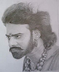 Bahubali 1 Sketches by Bahubali Sketch Drawing By Rupesh Patel