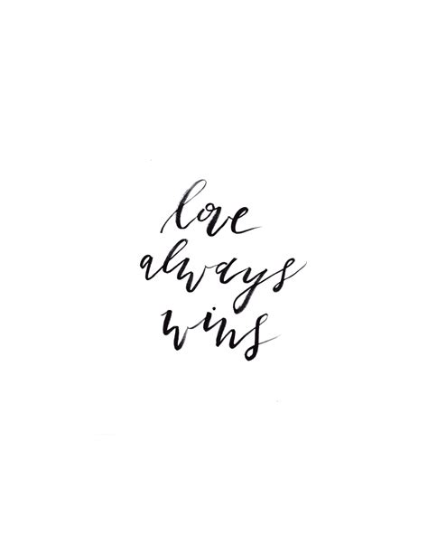 tattoo love wins love always wins printable download downloadable 8x10 art