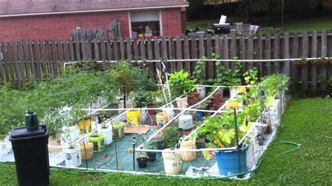 build  home  pvc drip irrigation system