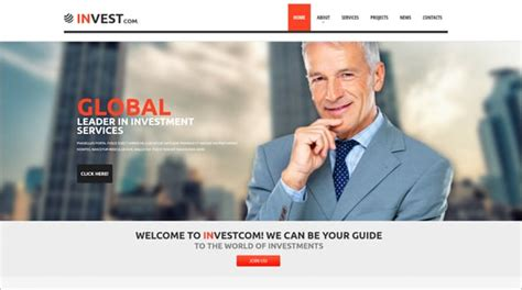 business consulting website templates 5 commandments of conversion oriented design