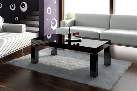 black l tables for living room best modern glass coffee table designs home design ideas