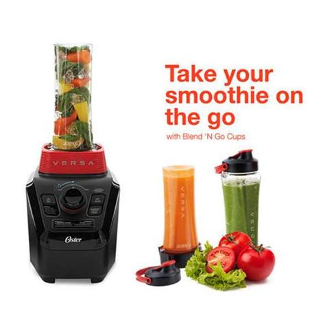 Baru 3 Blend Go 2 Cup Juicer Blender oster 174 versa 174 performance blender with food processor attachment blend n go 174 smoothie cups 4