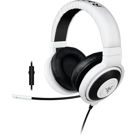 Headset Razer Kraken Pro razer kraken pro 2015 gaming headset white rz04 01380300 r3u1