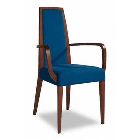 Royal Armchair by Montbel Collection Erminio Royal Blue Armchair 00321