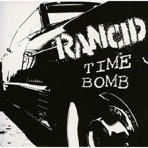 time bomb rancid song wikipedia