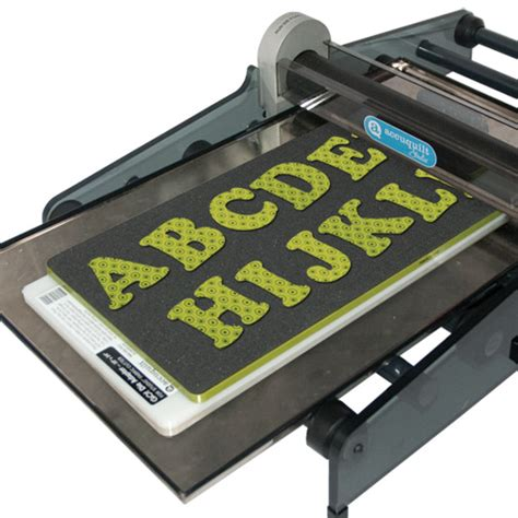 Fabric Cutter by Accuquilt Releases Handy Go 174 Die Adapters For The Accuquilt Studio Fabric Cutter Accuquilt