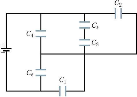 capacitor in series exle capacitor in series questions 28 images capacitor combination questions 28 images find the