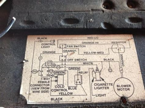 truck wiring diagram for a trinary switch get free image