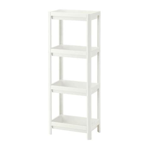 Ikea Vesken Rak Kamar Mandi Putih vesken unit rak ikea
