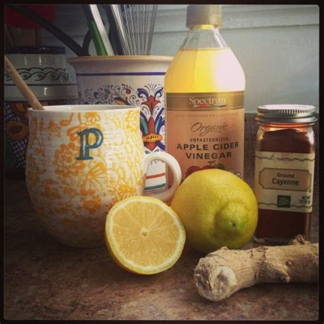 Apple Cider Vinegar Lemon Juice And Cayenne Pepper Detox by Pin By Mclaughlin Cluchey On Miscellaneous