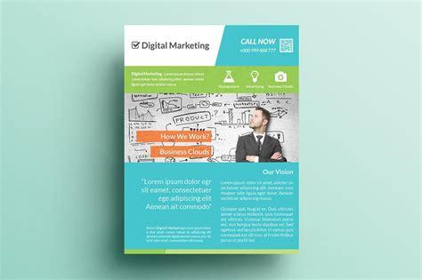 creative marketing flyer v5 flyer templates creative