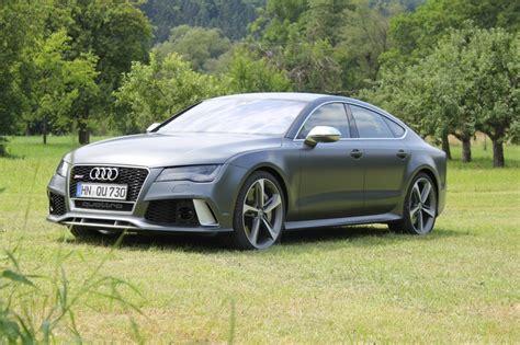 Audi 560 Ps by Test Audis Rs 7 Sportback Mit 560 Ps Im Fahrbericht