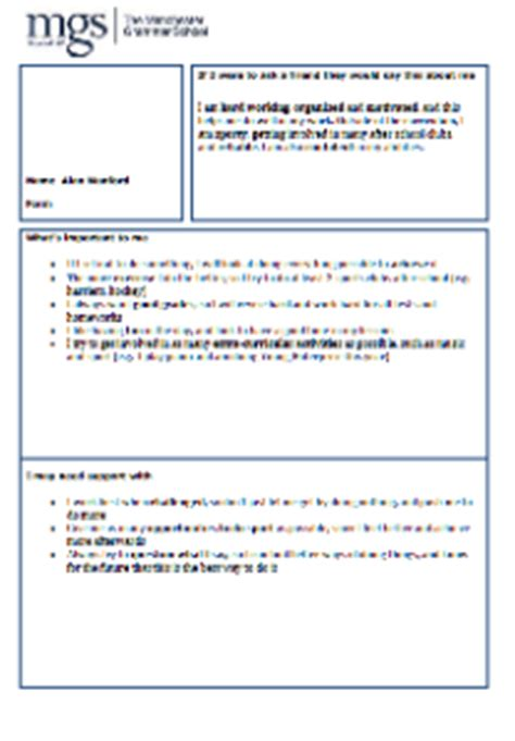 pupil passport template one page profiles 100 one page profiles and their