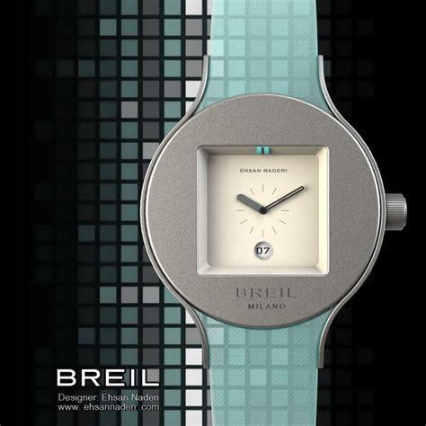 designboom watch competition breil unisex watch designboom com