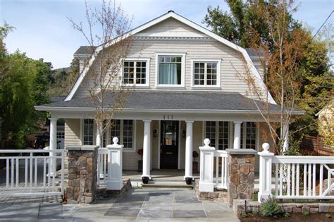 shingle style gambrel house plans sycamore park gambrel roof shingle style