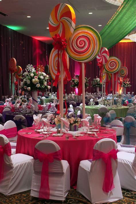 sweet themed event design fiesta estilo candy party una decoraci 243 n dulce para tus