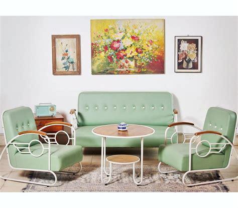 desain ruang tamu vintage  ruang tamu minimalis
