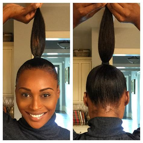 what that a wig that cynthia bailey had on in the last episode of housewives of atl it was a bob hairfinity united states blog cynthia bailey s amazing