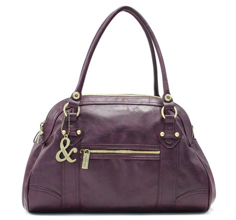 Libby Bag ollie nic libby large work bag in purple lyst