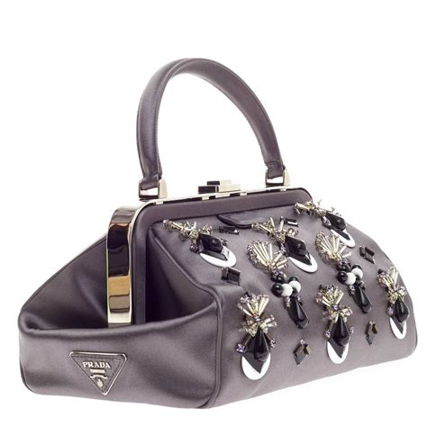 Handmade Bags For Sale - prada medium satin tote prada handbags for sale