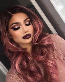 gold hair color rose gold hair color 46