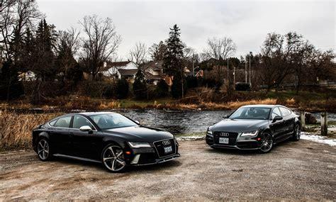 Audi Rs7 Wallpaper by Audi Rs7 Black Wallpaper Cars Wallpaper Better