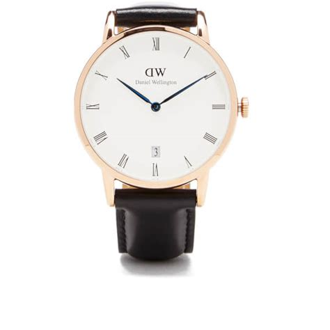 Dapper Sheffield Daniel Wellington daniel wellington s dapper sheffield gold